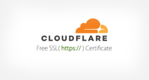 cloudflair for free SSL(https protocol)